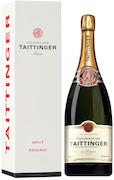 Шампанское Taittinger, Brut Reserve, gift box, 1.5 л