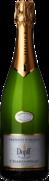 Игристое вино Dopff au Moulin, Chardonnay Brut, Cremant d'Alsace AOC, 2015