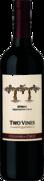 Вино «Two Vines» Shiraz, 2014