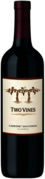 Вино «Two Vines» Cabernet Sauvignon, 2013