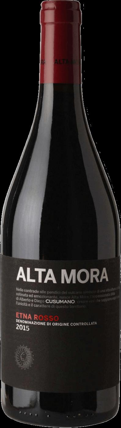 Вино «Alta Mora» Etna Rosso DOC, 2015