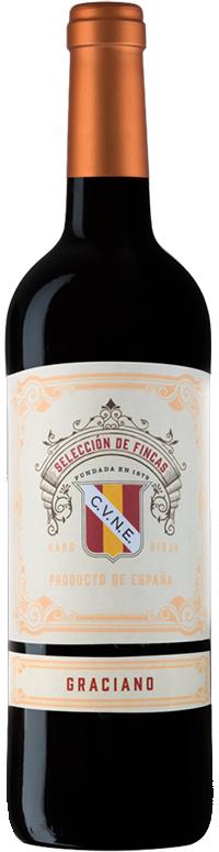 Вино CVNE, «Seleccion de Fincas» Graciano, Rioja DOC