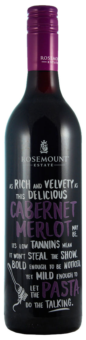 Вино Rosemount Estate «Meal Matcher» Cabernet Merlot