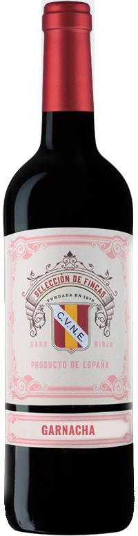 Вино CVNE, Seleccion de Fincas Garnacha,Rioja DOC