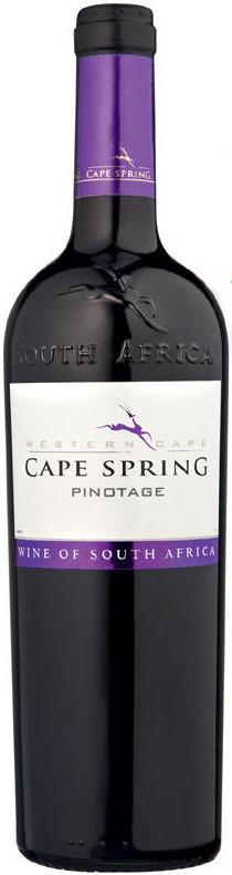 Вино «Cape Spring» Pinotage, Western Cape