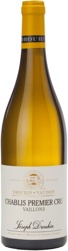 Вино Chablis Premier Cru «Vaillons», 2015
