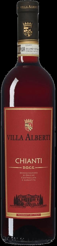 Вино «Villa Alberti» Chianti DOCG