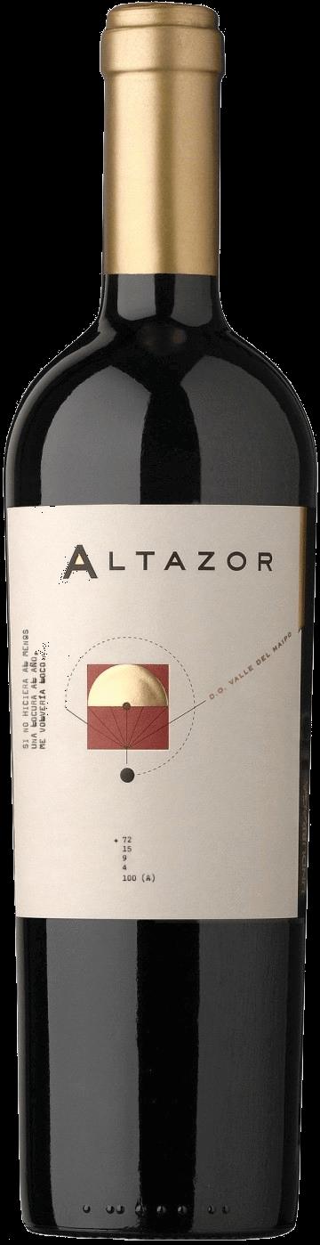 Вино Undurraga, «Altazor» Maipo Valley DO, 2012