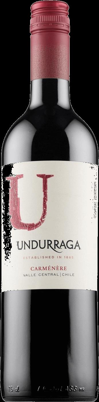 Вино Undurraga, Carmenere, Central Valley, 2015