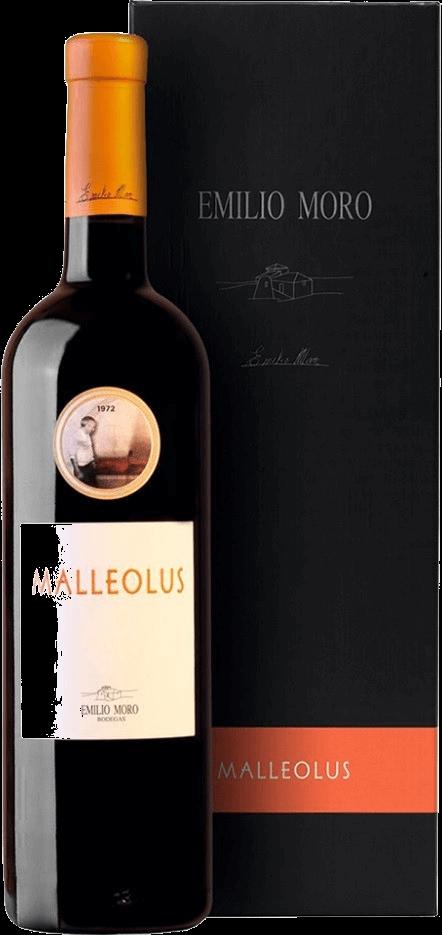 Вино Ribera del Duero DO, «Malleolus», 2015, gift box