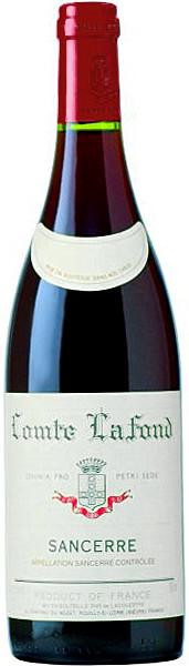 Вино Sancerre «Comte Lafond» AOC Rouge, 2013
