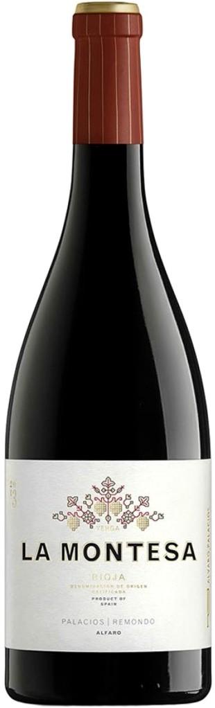 Вино «La Montesa» DOC, 2014