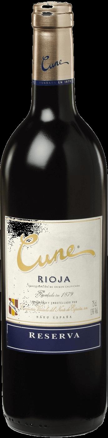 Вино «Cune» Reserva, Rioja DOC