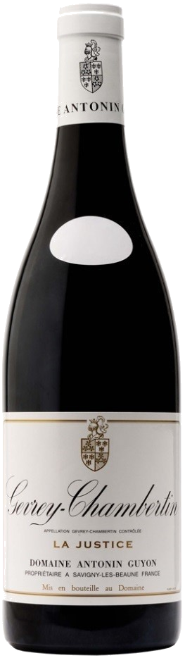 Вино Domaine Antonin Guyon, Gevrey-Chambertin «La Justice» AOC, 2015