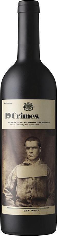 Вино «19 Crimes»