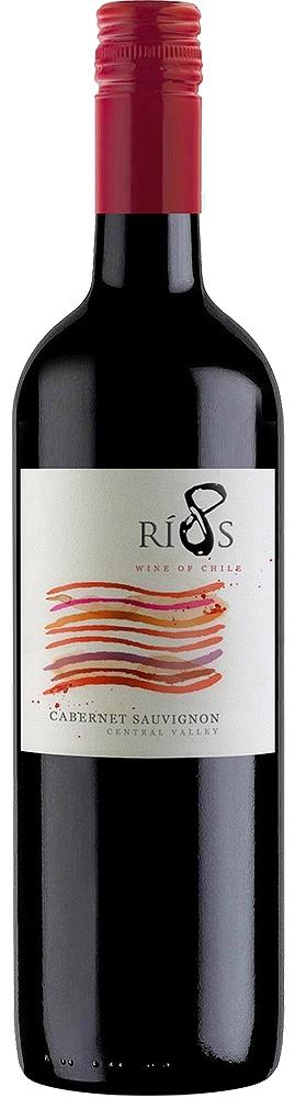 Вино «8 Rios» Cabernet Sauvignon