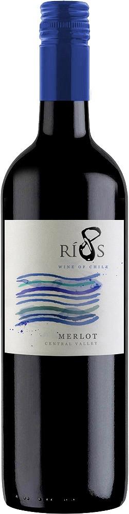 Вино «8 Rios» Merlot