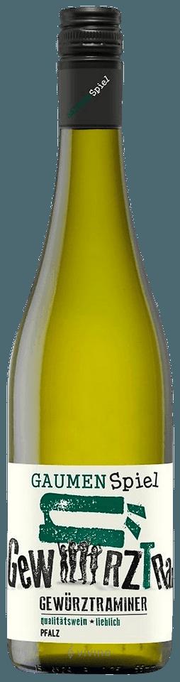 Вино Gaumen Spiel Gewurztraminer