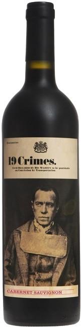 Вино 19 Crimes Cabernet Sauvignon, 2019
