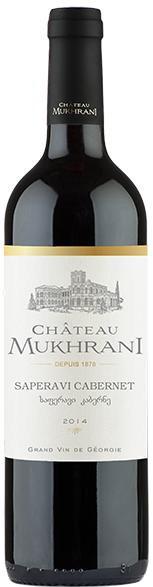 Вино Chateau Mukhrani, Grappe Noire