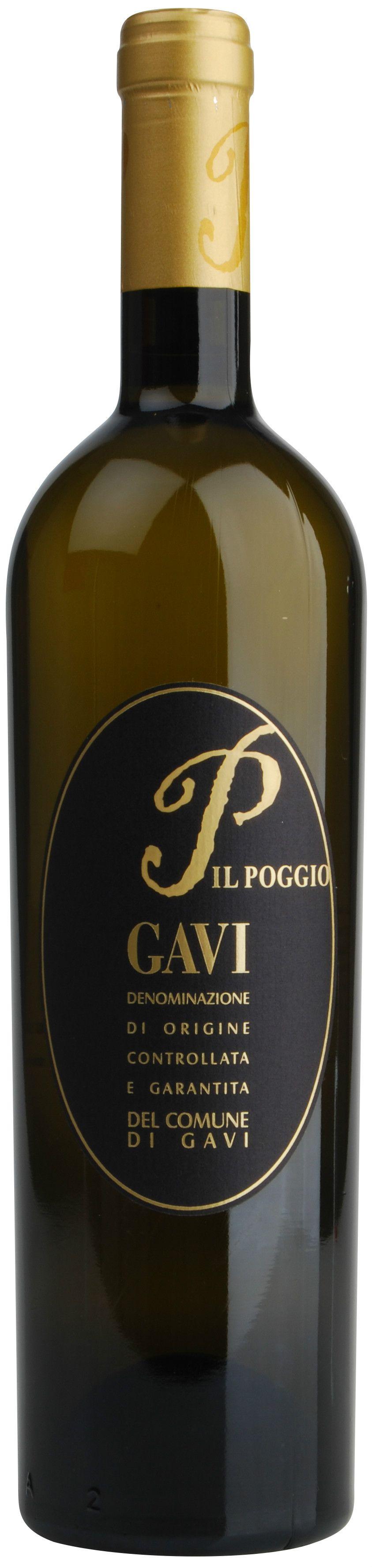 Вино Il Poggio, Gavi del Comune di Gavi