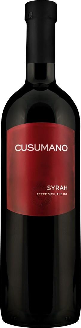 Вино Cusumano, Syrah, Terre Siciliane IGT, 2019