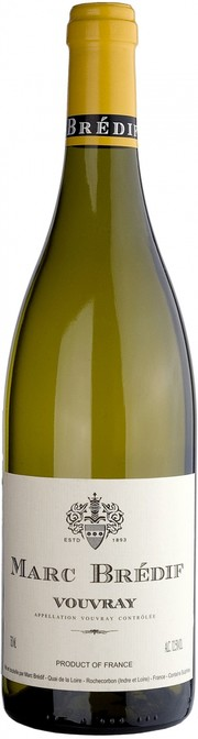 Вино Marc Bredif, Vouvray AOC